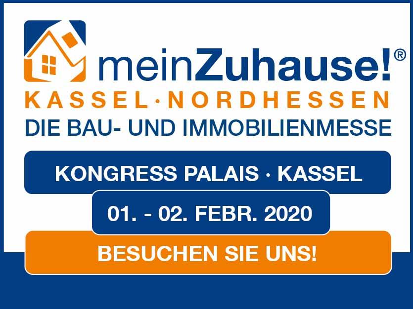 Bau- und Immobilienmesse meinZuhause - Solaranlagen Kassel und Göttingen