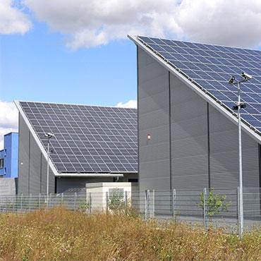 Photovoltaik für das Gewerbe