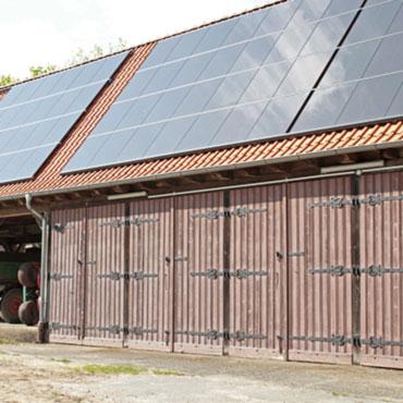 Photovoltaik für die Landwirtschaft